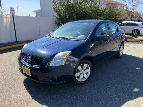 2009 Nissan Sentra for sale at Giordano Auto Sales in Hasbrouck Heights NJ