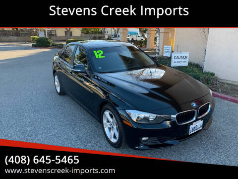 2012 BMW 3 Series for sale at Stevens Creek Imports in San Jose CA