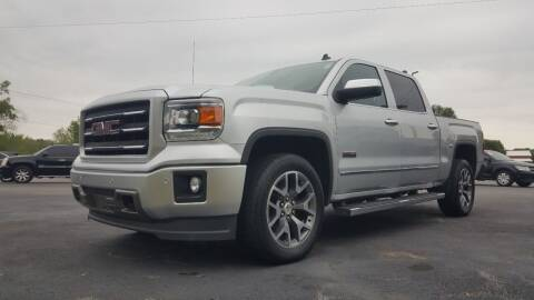 2014 GMC Sierra 1500 for sale at Ridgeway's Auto Sales in West Frankfort IL