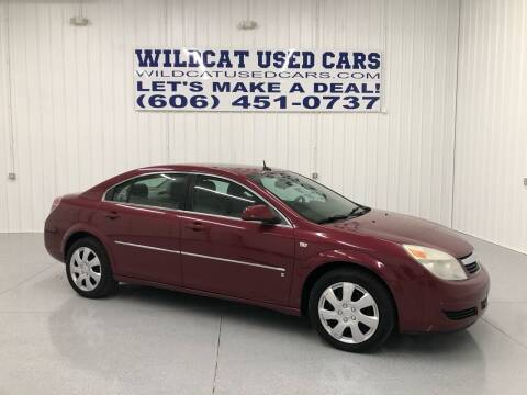 2007 Saturn Aura for sale at Wildcat Used Cars in Somerset KY