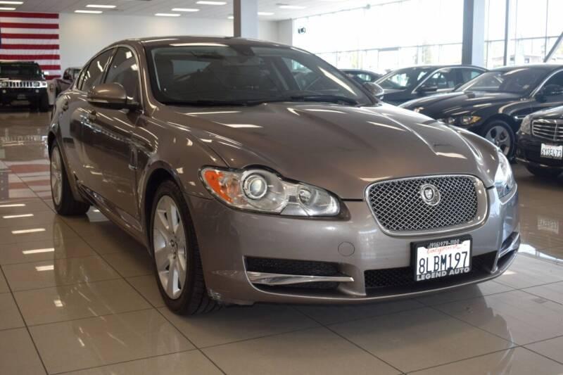 2011 Jaguar XF for sale at Legend Auto in Sacramento CA