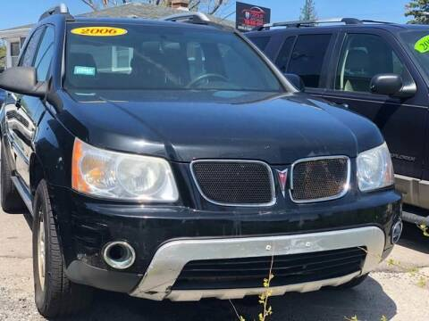 2006 Pontiac Torrent for sale at I57 Group Auto Sales in Country Club Hills IL