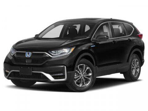 2021 Honda CR-V Hybrid for sale at DAVID McDAVID HONDA OF IRVING in Irving TX