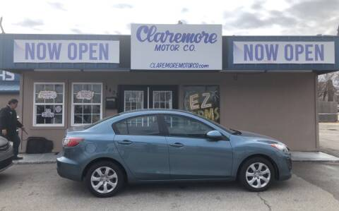 2011 Mazda MAZDA3 for sale at Claremore Motor Company in Claremore OK