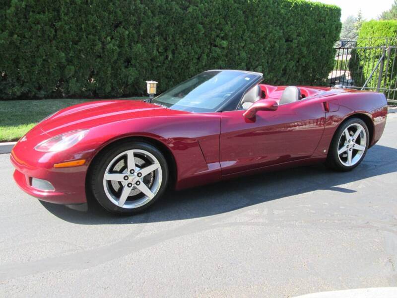 2006 Chevrolet Corvette for sale at Top Notch Motors in Yakima WA