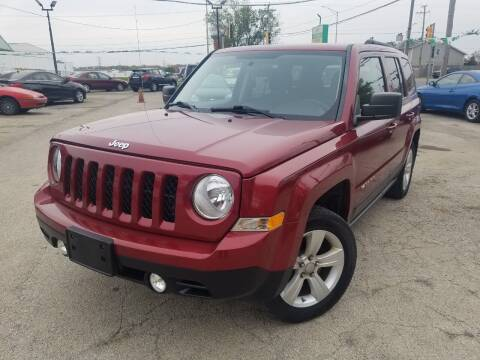 2012 Jeep Patriot for sale at RBM AUTO BROKERS in Alsip IL
