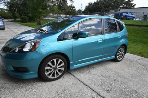 2012 Honda Fit for sale at Thurston Auto and RV Sales in Clermont FL