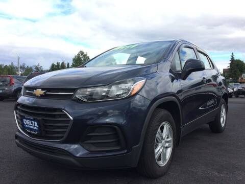 2018 Chevrolet Trax for sale at Delta Car Connection LLC in Anchorage AK