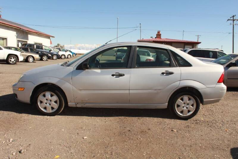2006 Ford Focus for sale at Epic Auto in Idaho Falls ID
