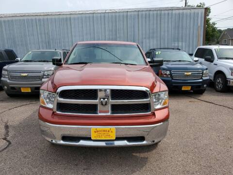 2009 Dodge Ram Pickup 1500 for sale at Brothers Used Cars Inc in Sioux City IA
