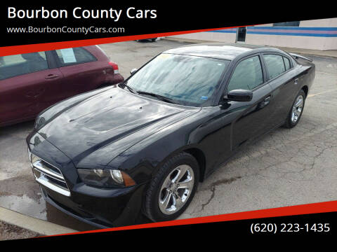 2013 Dodge Charger for sale at Bourbon County Cars in Fort Scott KS