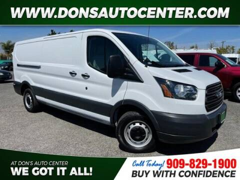 2017 Ford Transit Cargo for sale at Dons Auto Center in Fontana CA