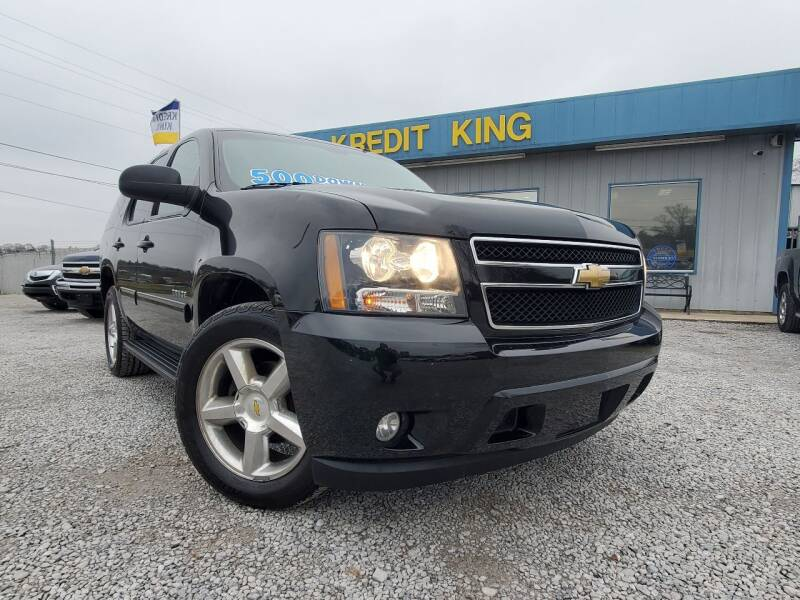 2011 Chevrolet Tahoe for sale at Kredit King Autos in Montgomery AL