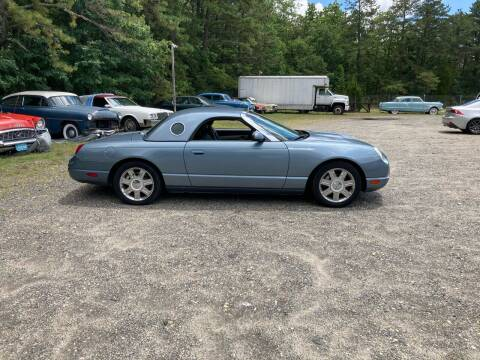 2005 Ford Thunderbird for sale at MIKE B CARS LTD in Hammonton NJ