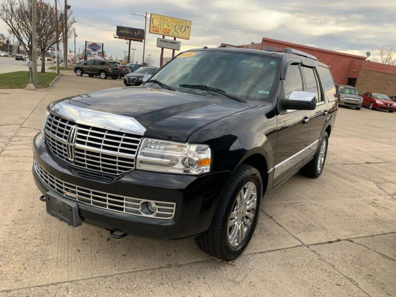 2008 Lincoln Navigator for sale at Cars To Go in Lafayette IN
