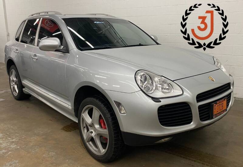 2005 Porsche Cayenne for sale at 3 J Auto Sales Inc in Arlington Heights IL