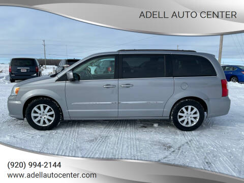 2015 Chrysler Town and Country for sale at ADELL AUTO CENTER in Waldo WI