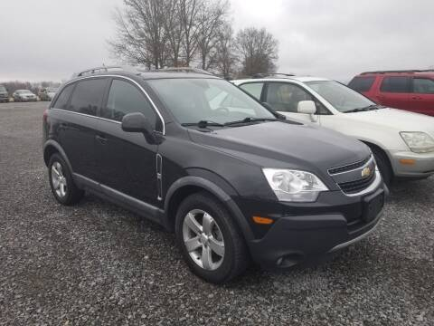 2012 Chevrolet Captiva Sport for sale at Ridgeway's Auto Sales - Buy Here Pay Here in West Frankfort IL