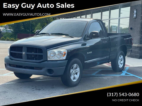 2008 Dodge Ram Pickup 1500 for sale at Easy Guy Auto Sales in Indianapolis IN