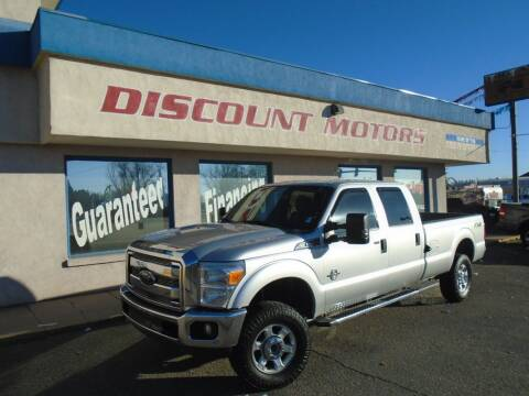 2014 Ford F-350 Super Duty for sale at Discount Motors in Pueblo CO