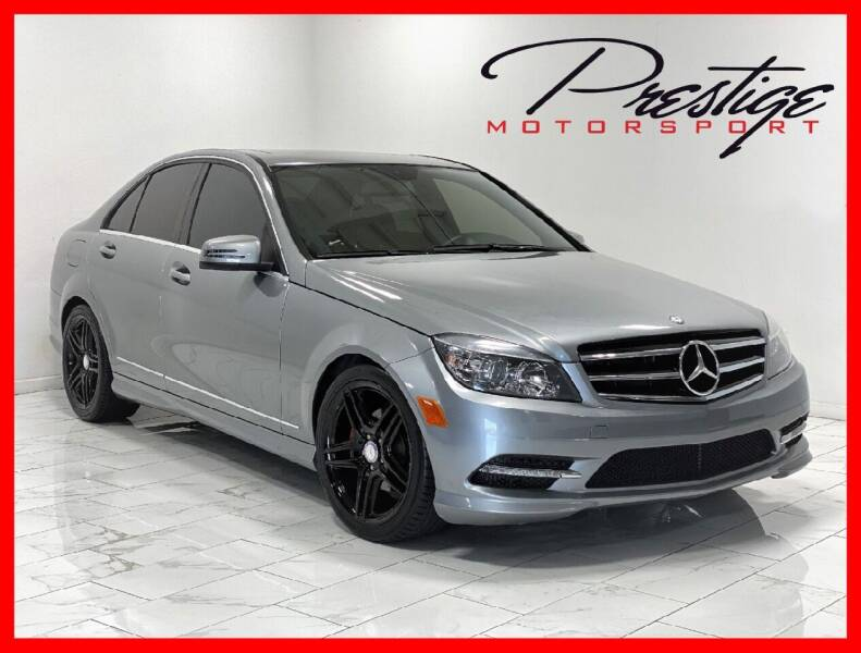 2011 Mercedes-Benz C-Class for sale at Prestige Motorsport in Rancho Cordova CA
