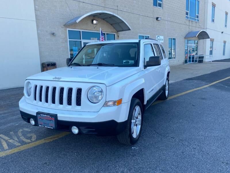 2014 Jeep Patriot for sale at CAR SPOT INC in Philadelphia PA