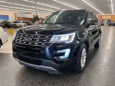 2017 Ford Explorer for sale at Dixie Imports in Fairfield OH
