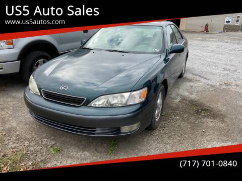 1998 Lexus ES 300 for sale at US5 Auto Sales in Shippensburg PA
