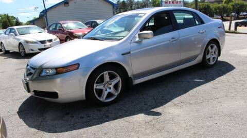 2006 Acura TL for sale at NORCROSS MOTORSPORTS in Norcross GA