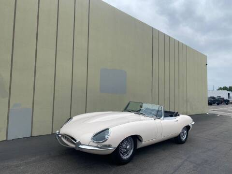 1963 Jaguar XKE Series I OTS for sale at Gallery Junction in Orange CA
