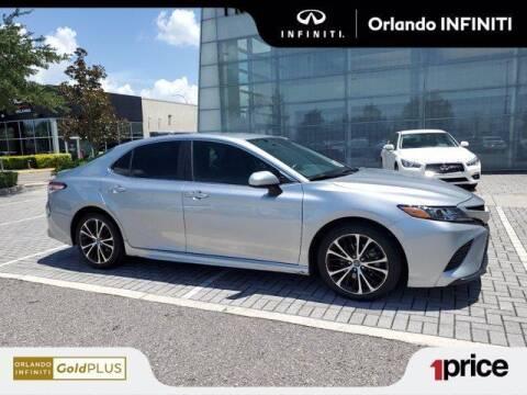 2020 Toyota Camry for sale at Orlando Infiniti in Orlando FL
