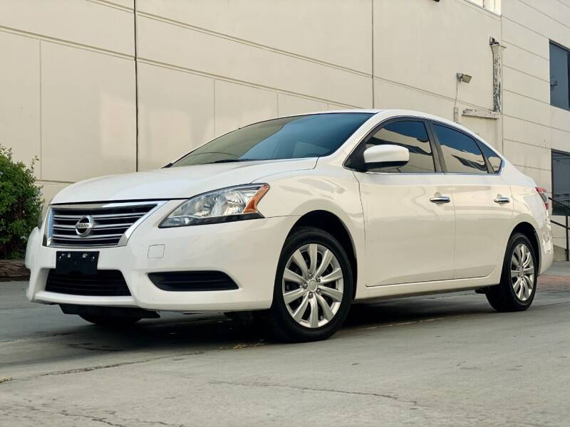 2015 Nissan Sentra for sale at New City Auto - Retail Inventory in South El Monte CA
