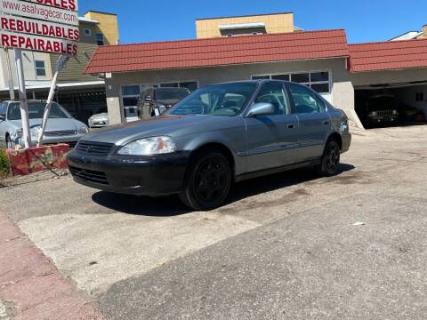 1999 Honda Civic for sale at STS Automotive in Denver CO