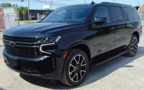 2021 Chevrolet Suburban for sale at Kenny's Auto Wrecking in Lima OH