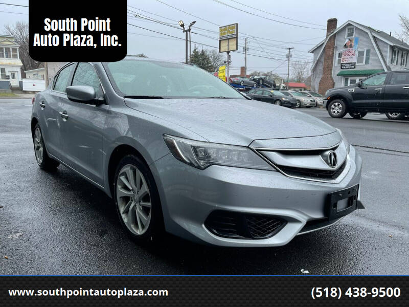 2017 Acura ILX for sale at South Point Auto Plaza, Inc. in Albany NY