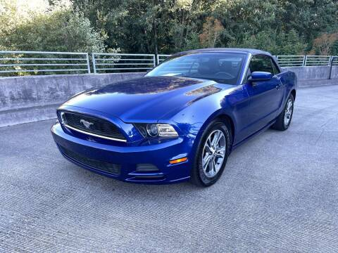 2014 Ford Mustang for sale at Zipstar Auto Sales in Lynnwood WA