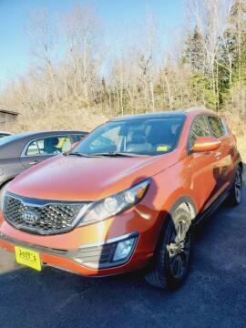 2011 Kia Sportage for sale at Jeff's Sales & Service in Presque Isle ME
