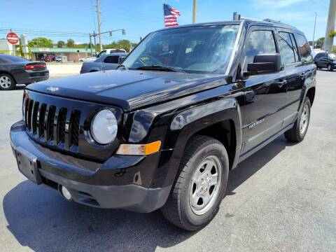 2014 Jeep Patriot for sale at Celebrity Auto Sales in Port Saint Lucie FL