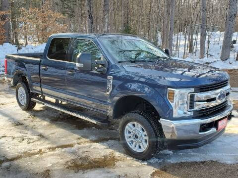2018 Ford F-250 Super Duty for sale at Bethel Auto Sales in Bethel ME