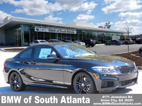 2021 BMW 2 Series for sale at Carol Benner @ BMW of South Atlanta in Union City GA
