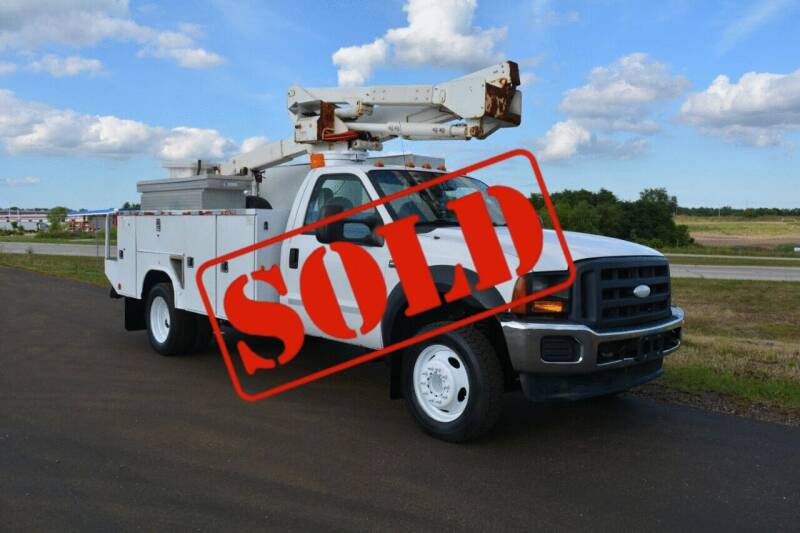 2006 Ford F-550 Super Duty for sale at Signature Truck Center - Other in Crystal Lake IL