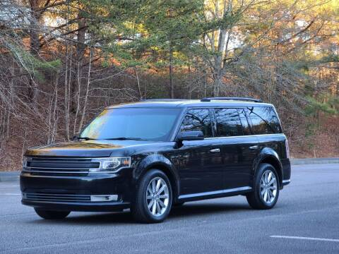 2015 Ford Flex for sale at United Auto Gallery in Suwanee GA