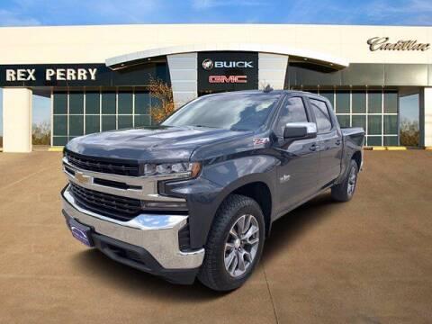 2020 Chevrolet Silverado 1500 for sale at AutoJacksTX.com in Nacogdoches TX