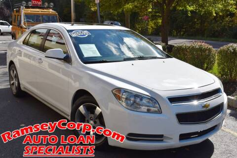 2011 Chevrolet Malibu for sale at Ramsey Corp. in West Milford NJ
