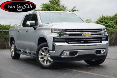 2019 Chevrolet Silverado 1500 for sale at Van Griffith Kia Granbury in Granbury TX