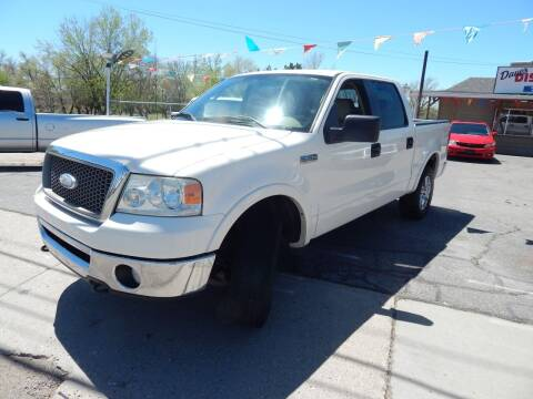 2008 Ford F-150 for sale at Dave's discount auto sales Inc in Clearfield UT