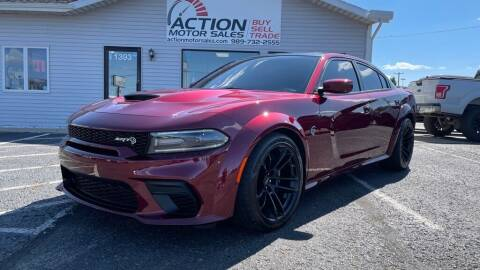2020 Dodge Charger for sale at Action Motor Sales in Gaylord MI