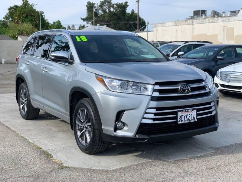 2018 Toyota Highlander for sale in San Jose, CA