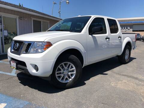 2017 Nissan Frontier for sale at Cars 2 Go in Clovis CA