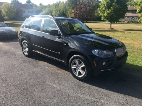 2008 BMW X5 for sale at R & R Motors in Queensbury NY
